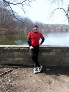 zajęcia zBiegiemNatury - wiosenne bieganie nad Rusałką